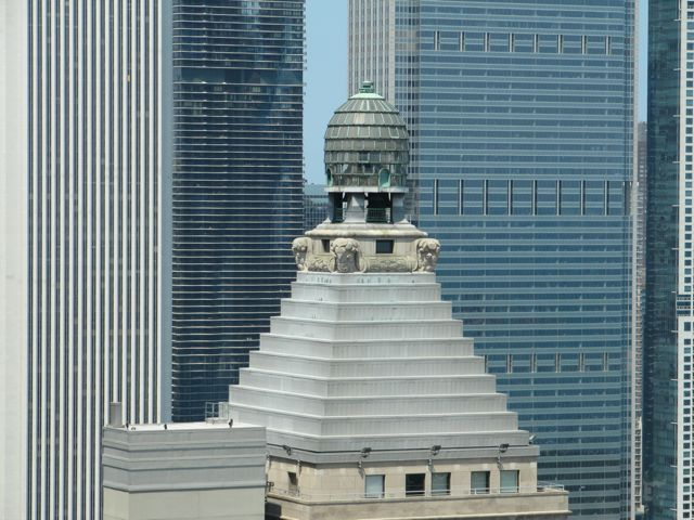 Chicago-architecture-tower 1920s towers
