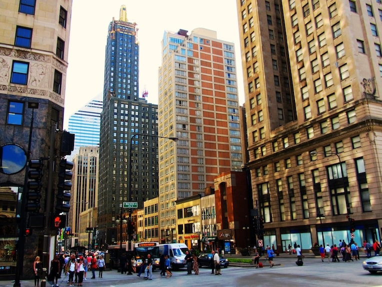 Carbide and Carbon Building Open House Chicago 2018