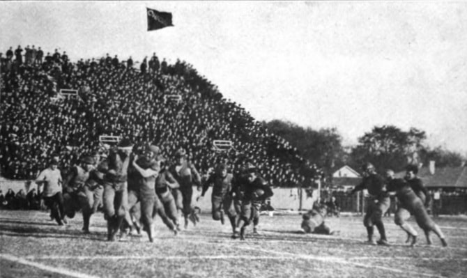 chicago maroons football monsters of the midway northwestern 1905