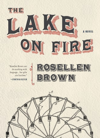 Chicago books The Lake on Fire cover art
