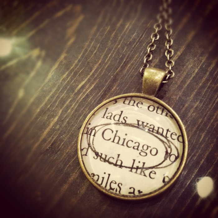 chicago gift guide 2016 paperish mess pendants necklace jewelry