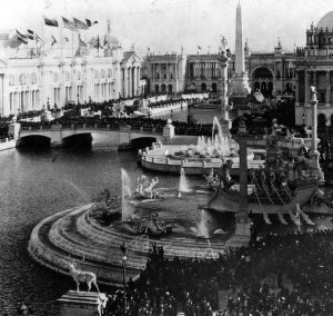 125th Anniversary of the 1893 World's Fair Court of Honor crowds