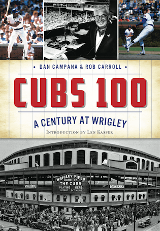 a century at wrigley Cubs 100