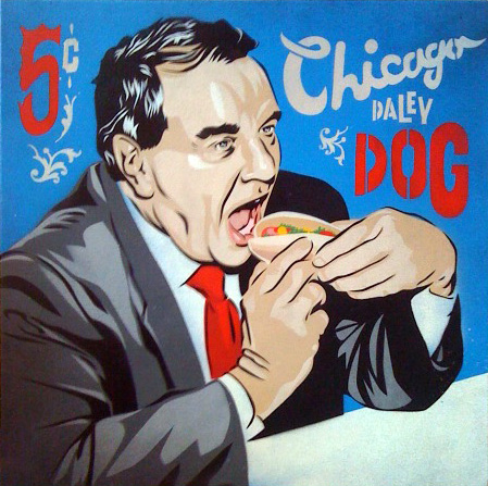 Chicago Artist Ray Noland