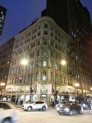 Dearborn Building Chicago oldest buildings in the Loop