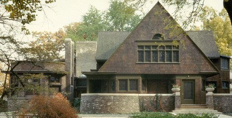 frank lloyd wright home studio chicago architecture oak park