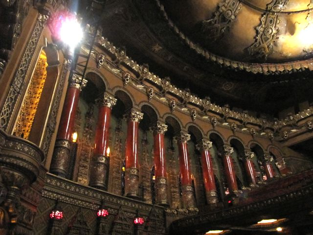 Fox Theater St. Louis Architecture