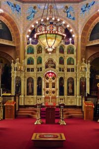 Holy Trinity Russian Orthodox Church Open House Chicago