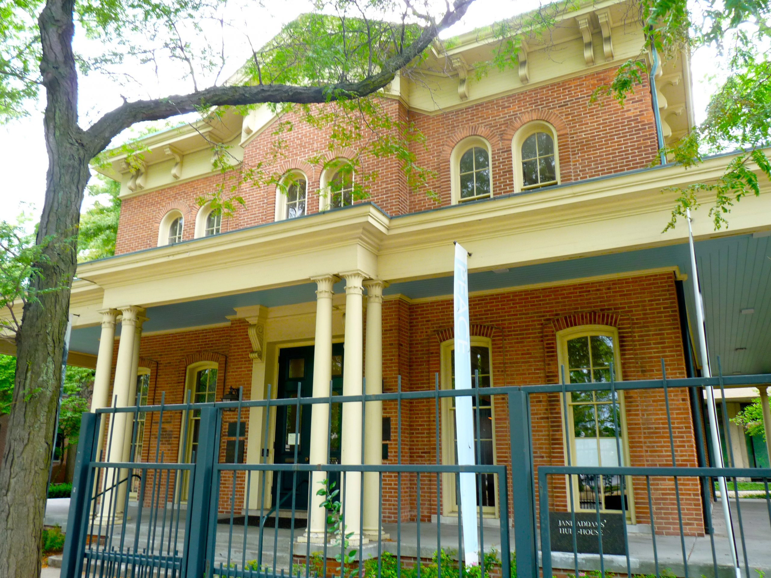 Chicago neighborhoods private tour Hull House