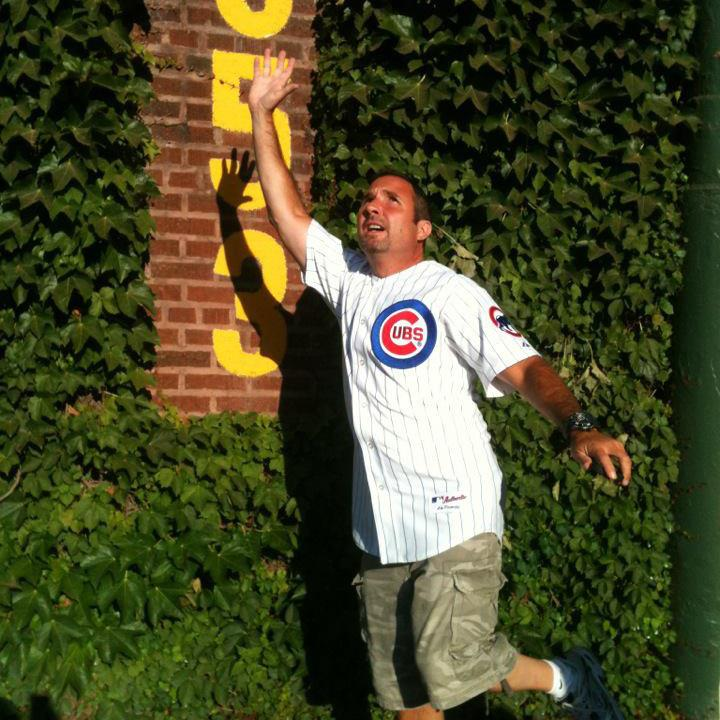 Jim Grillo Wrigley Field Chicago event planning