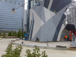 Maggie Daley Park Rock Climbing Wall