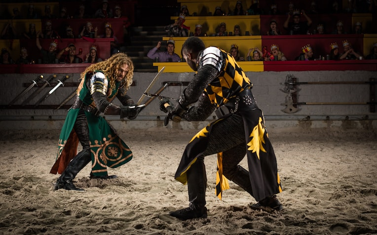 Medieval Times Fresh Ideas for Chicago Corporate Outings