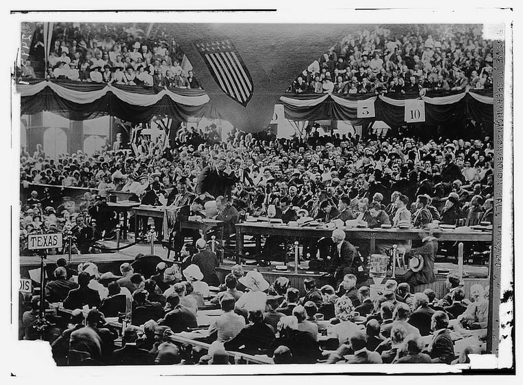 President Theodore Roosevelt Chicago speech presidential history in Chicago
