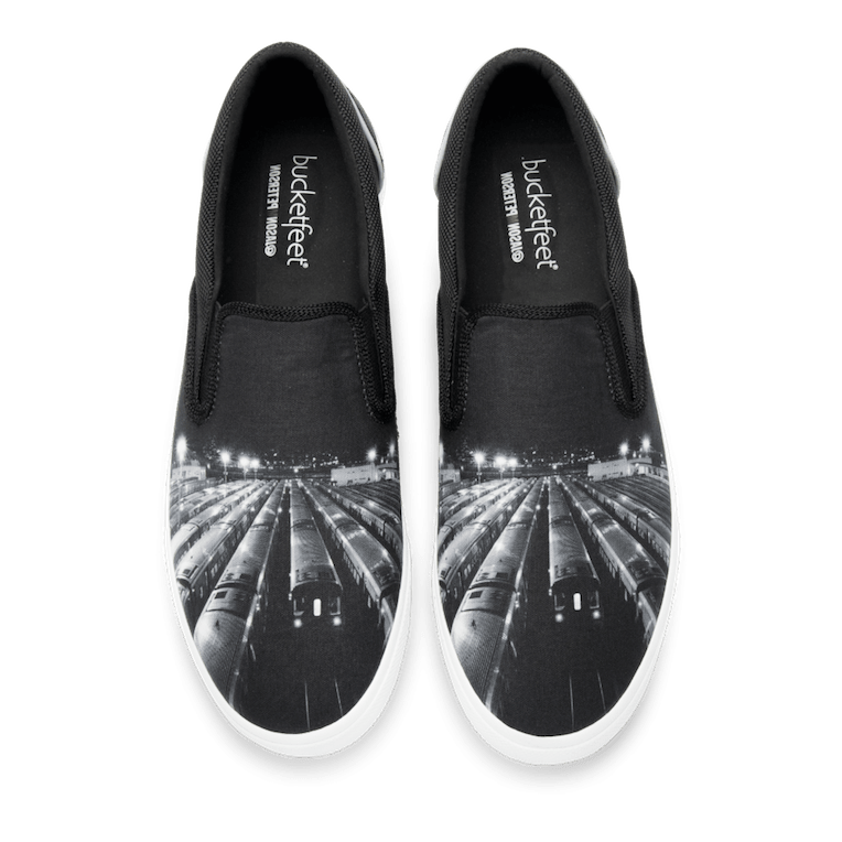 chicago gift guide 2016 bucketfeet 'l' shoes