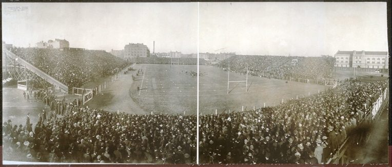 chicago maroons football 1905 monsters of the midway stagg field michigan game