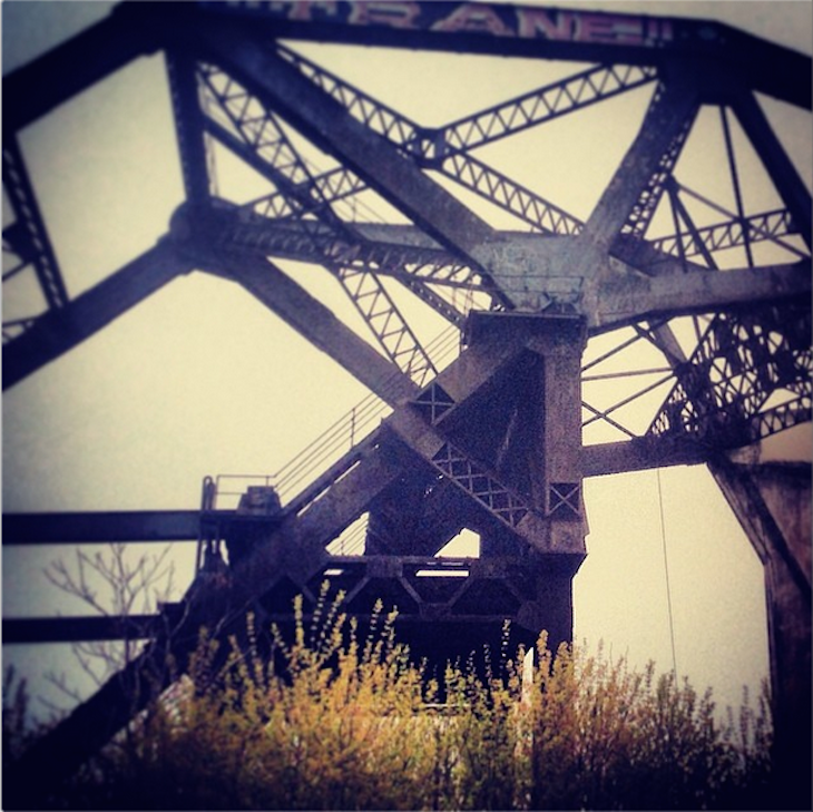chicago moveable bridges history industry