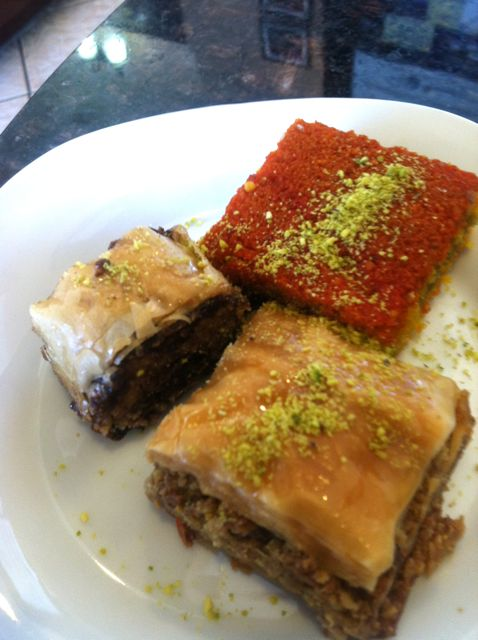 Albany Park Middle Eastern food