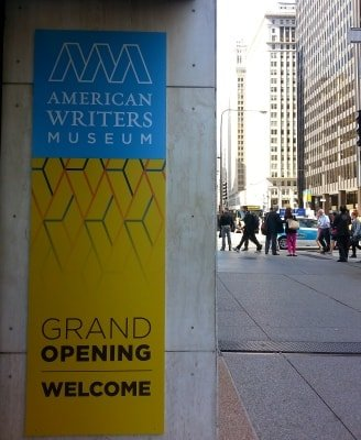 new museums in Chicago American Writers Museum