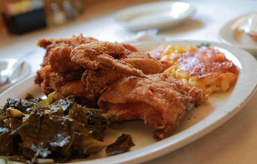 soul food restaurant chicago cheap group meals