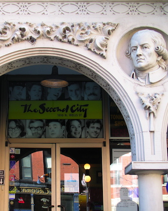 the second city chicago student performance group in Chicago
