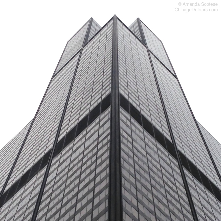 willis tower perspective architecture