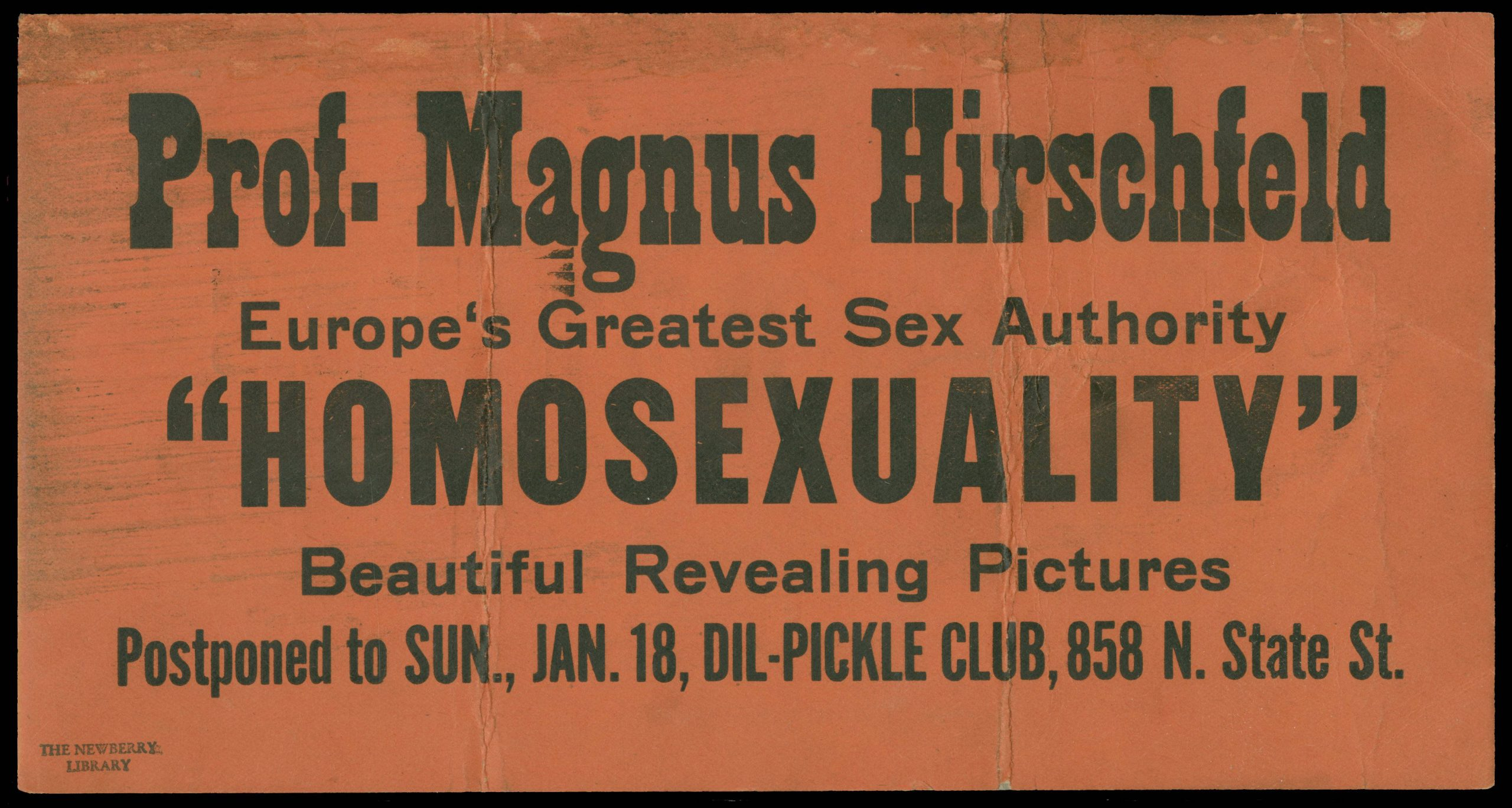 Dil Pickle Club Towertown Chicago gay neighborhood history