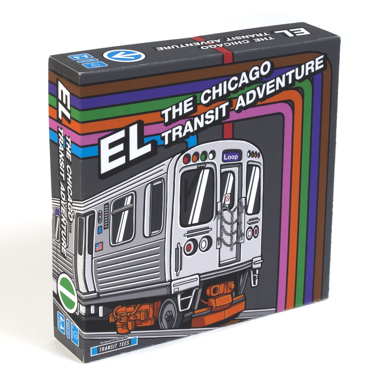 El chicago transit adventure board game holiday gift guide