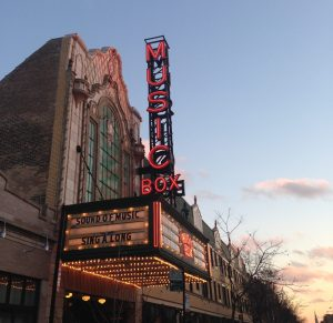 Music Box Theater Chicago 2020 holiday gift guide