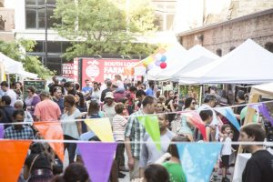 south loop farmers market fun things to do near McCormick Place