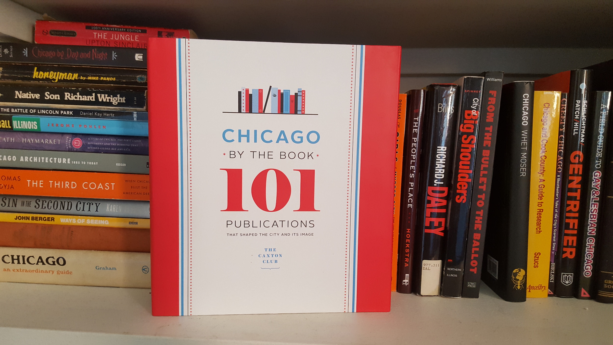 Chicago by the Book Caxton Club Best Chicago books