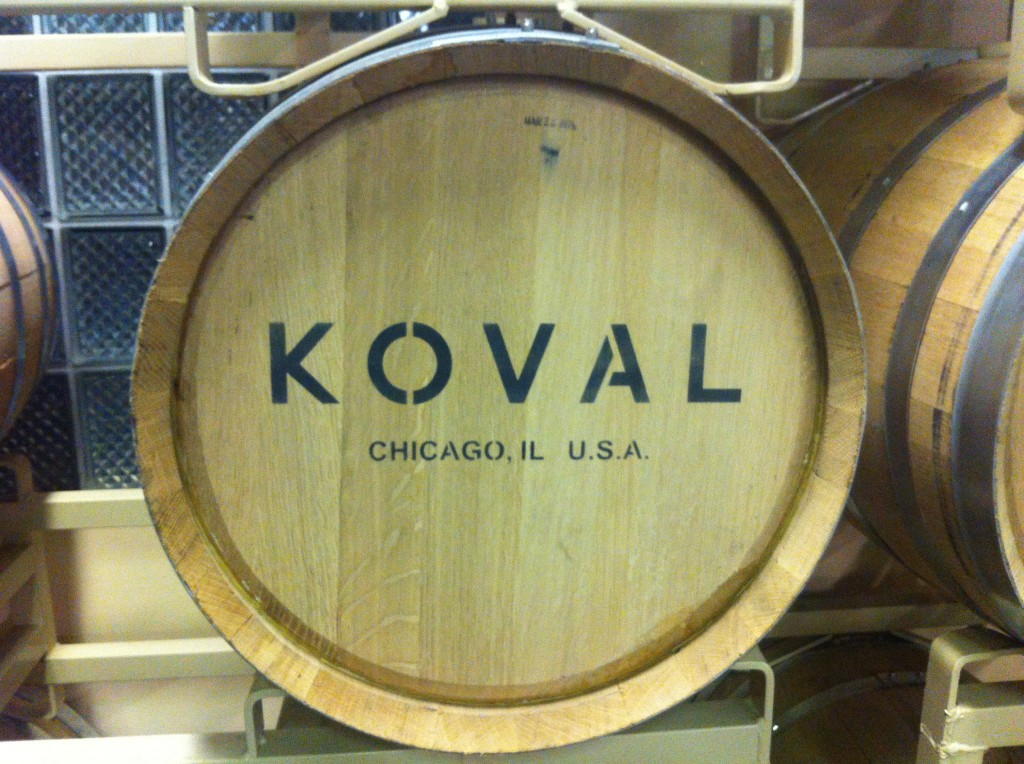 Girlfriends Weekend Getaway Group visit at Koval distillery
