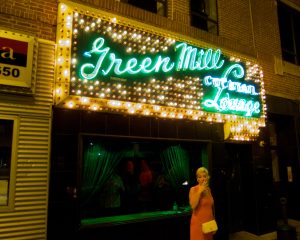 Al Capone's Chicago the Green Mill