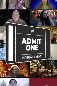 gift card holiday virtual event