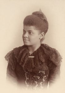 Ida B Wells Chicago women's history